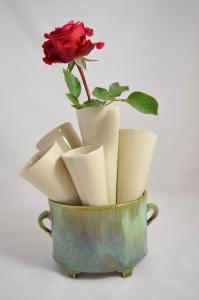 Flower Vase, Marydee Bombick